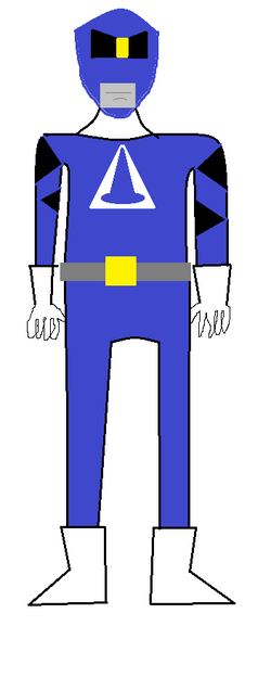 Lyle Hugginson blue ranger