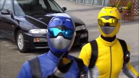Power Rangers SpyForce - I Will Win