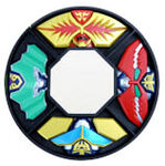 Claw Battlezord Disk