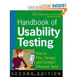 Handbook of Usability