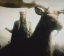 Thranduil on a Moose