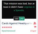 Cards Against Headquarters
