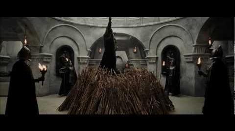 LotR The Return of the King - The Death of Denethor