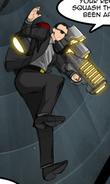 Blaster reinforcement