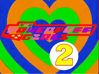 Powerpuff girls 2 (Title card)