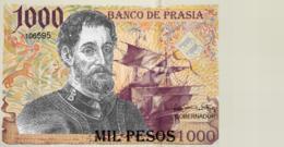 1000 pesos prasia