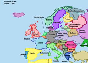 Precipice Europe 1980