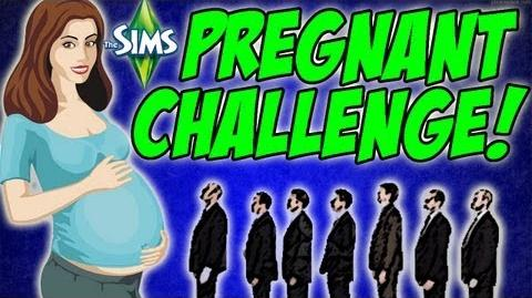 The Sims 3 - Pregnant Challenge- 6 THAT WALK!