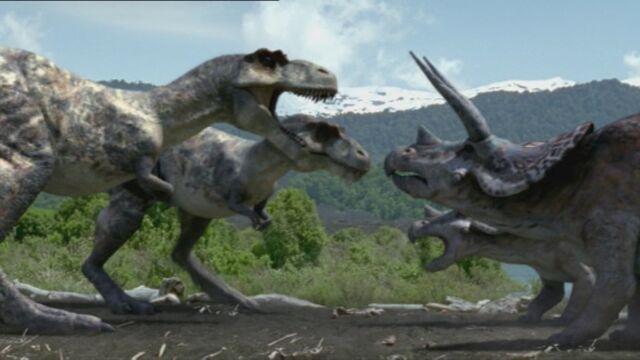 File:1x1 TriceratopsVSTyrannosaurus.jpg