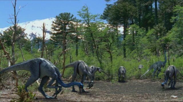 File:1x1 OrnithomimusFlockFeeding.jpg