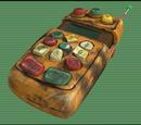 Fruitcake Conduct Calculator