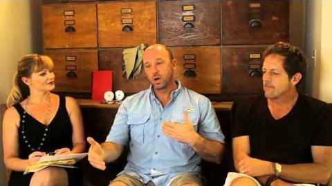 The Pretender creators Steven Long Mitchell and Craig W. Van Sickle Announcement Part 1