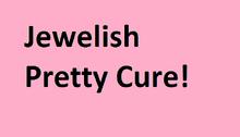 Jewelish Pretty Cure! English Logo