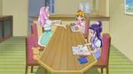 Kotoha says how much she loves Mirai, Riko and Mourun