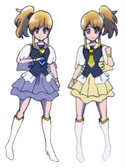 Gonna and Pantaloni in Their Skirt Forms 2