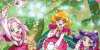 Dokkin◇Mahou Tsukai Pretty Cure! Part2/Magic Âla・Thanks! Single
