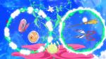PCDS Emerald Reincarnation works on Zetsuborgs too