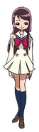 Heartcatch Pretty Cure! - Sawai Naomi
