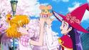 PCAS8 - Mirai and Riko catching Mofurun