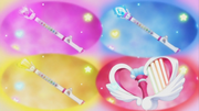 Fresh Pretty Cure! - Cure Sticks