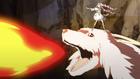 MTPC movie - Flare dragon attack