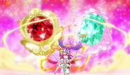 Ruby Group Transformation Feat. Cure Felice