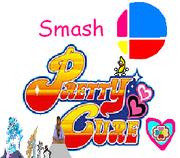 Smash Pretty Cure Logo