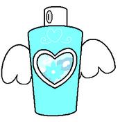 Lotus Winged Heart Perfume