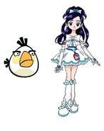White Bird + Yukishiro Honoka