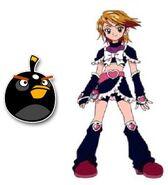Black Bird + Cure Black