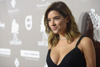 Ashley Benson 2015 Baby2Baby Gala