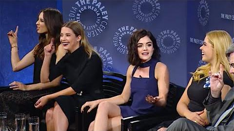 Pretty Little Liars - PaleyFest 2015 (Full)