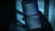 Hanna's phone -