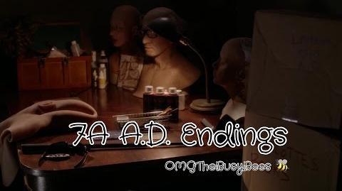 """Pretty Little Liars 7A """"A.D. Endings""""-0"""
