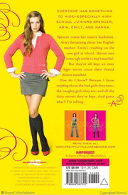 Spencer - Pretty Little Liars Back-cover