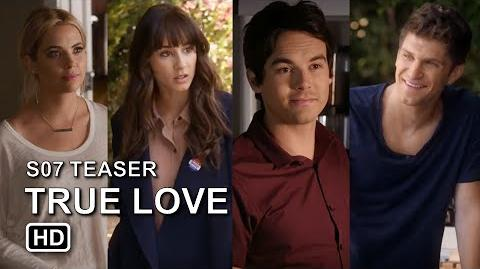 Pretty Little Liars Season 7 - Haleb, Spoby & Spaleb Teaser HD