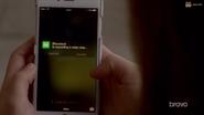 Aria's phone lk