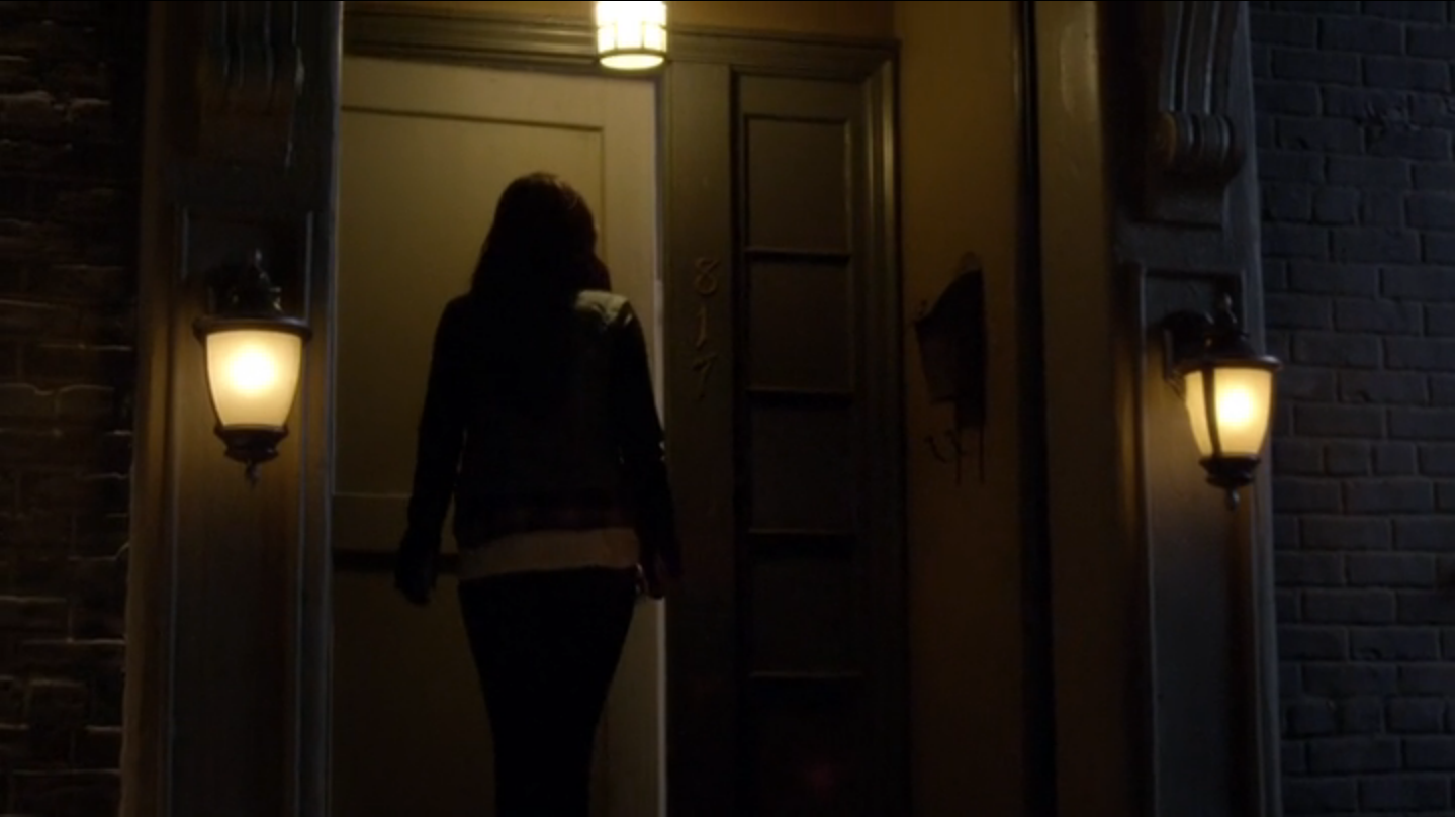 Image - CeCe\'s Apartment (Front Door).png | Pretty Little Liars ...