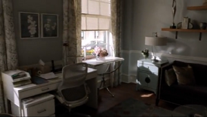 Melissa's Apartment (Study)