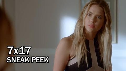 "Pretty Little Liars 7x17 Sneak Peek 2 ""Driving Miss Crazy"""