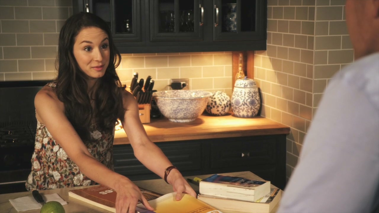 Related spencer hastings living room hanna marin kitchen - Pll105 01180