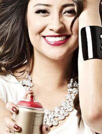 Shay Mitchell Girl's Life 2013-1