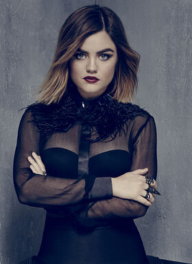 Image result for aria montgomery