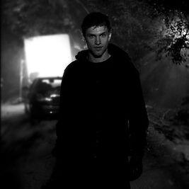 Keegan in black hoodie taken 9-26