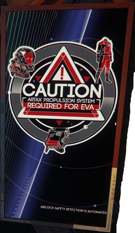 File:Airlock sign.jpg