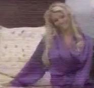 Gabrielle in Satin Sleepwear-9