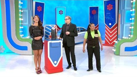 The Price Is Right - Manuela's Blooper