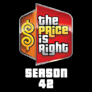 Price is Right Season 42 Logo