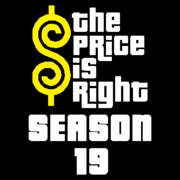 Price is Right Season 19 Logo