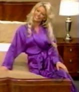 Gabrielle in Satin Sleepwear-6